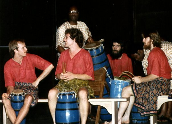 African Ensemble 1979
