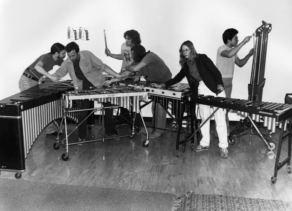 Percussion Ensamble 1979